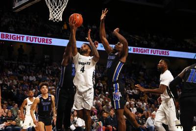 UCF men's basketball vs Memphis University