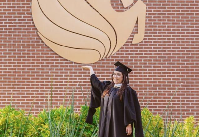 UCF grad to study impacts, effects of COVID-19 and remote learning on students with disabilities