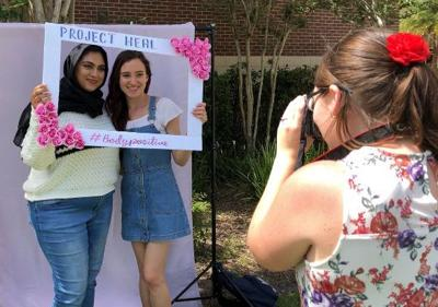 UCF's Project HEAL promotes body-positivity and empowerment MA