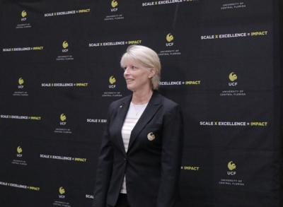 Board of Trustees and Search Committee Chair Beverly Seay (copy)