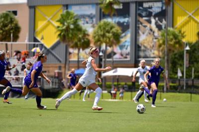 Women's Soccer v. LSU
