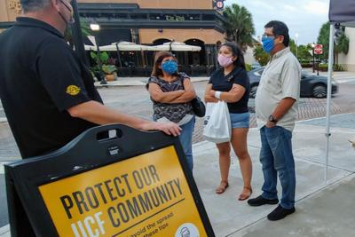 UCF Office of Student Involvement reaches out to students in south Florida