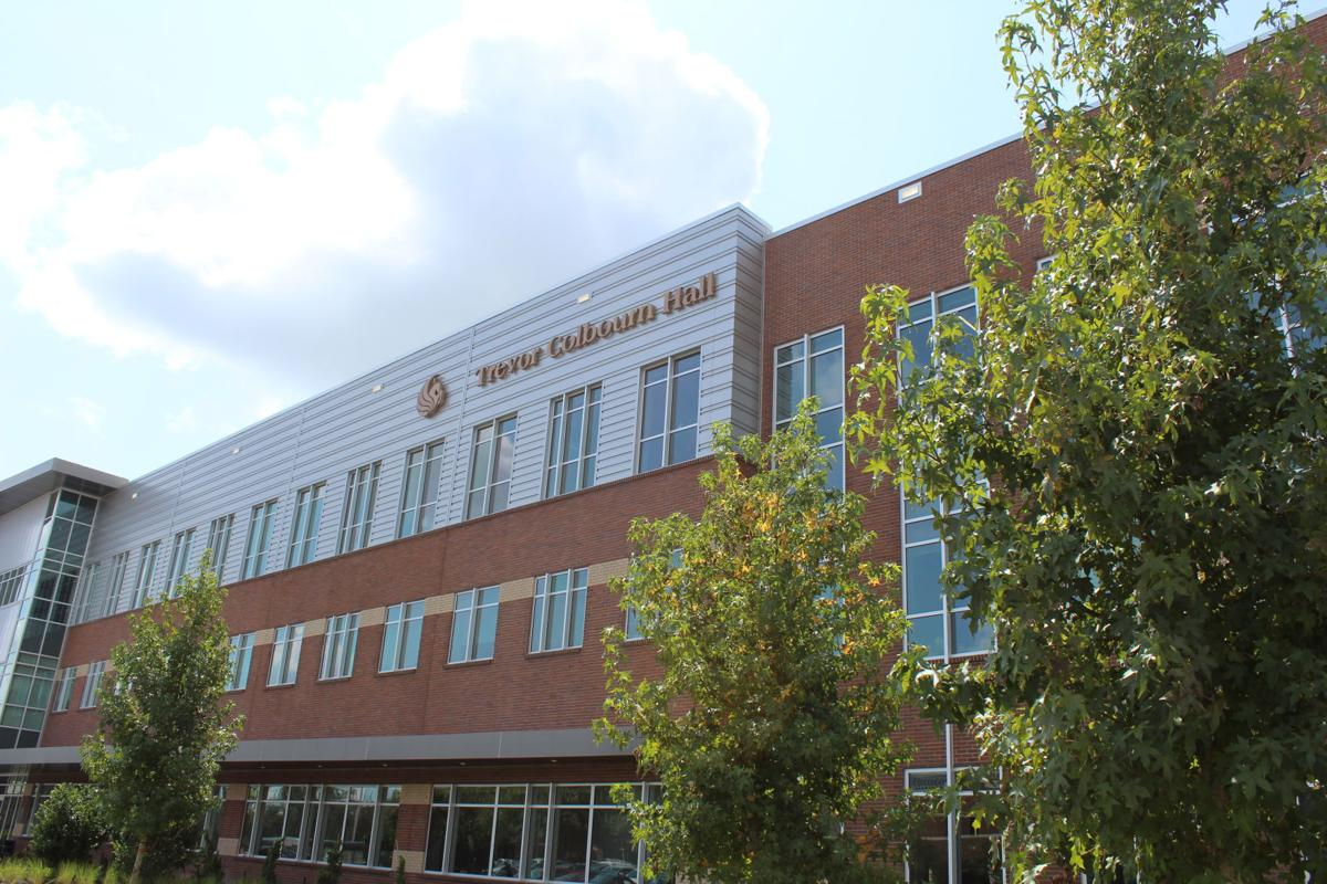 Stock photo - New Colbourn Hall MA