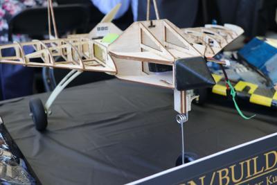 Design Build Fly - Senior Design Showcase 2018
