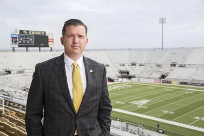 UCF Director of Athletics Danny White