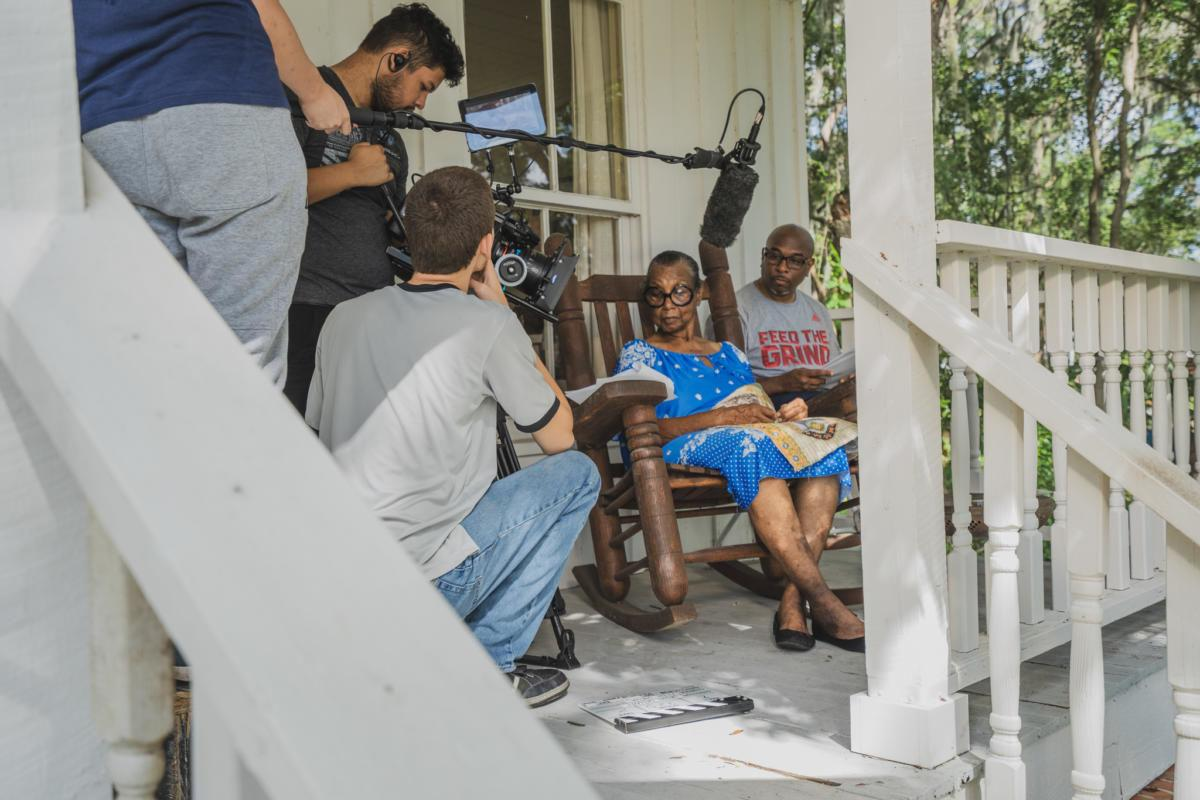 UCF graduate student directs TV pilot, tackles racial issues