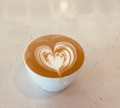 Lineage Coffee Latte Art