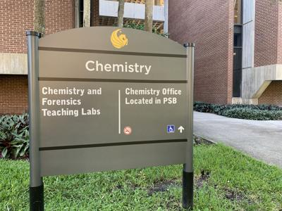 UCF chemistry professor on paid leave