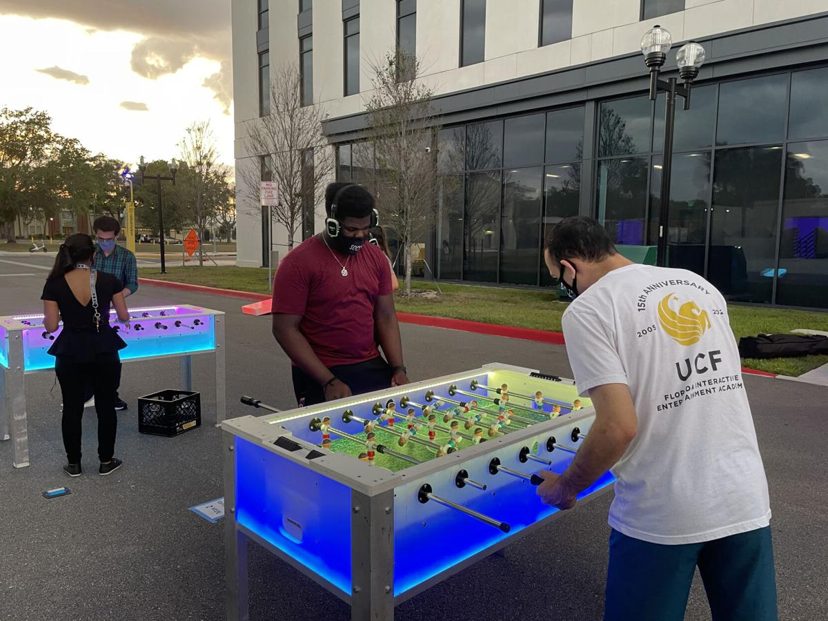 Glow Jam makes a comeback at UCF Downtown (pic 2)
