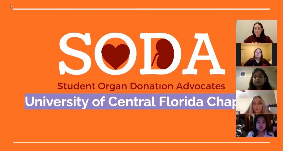 New club on campus can save lives image 2