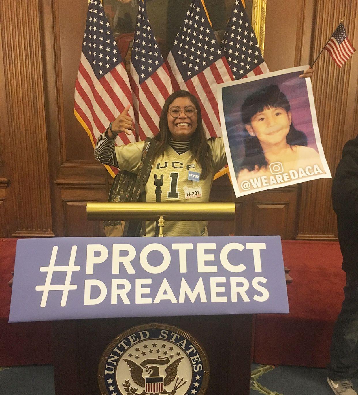 Karen Caudillo Immigrant Rights Advocate