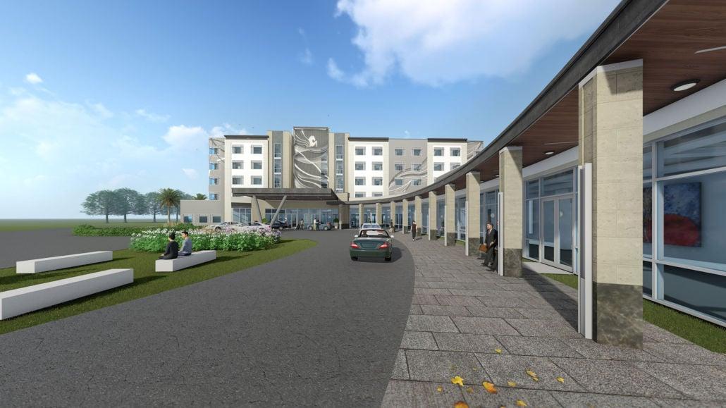 Pegasus Hotel Rendition (2)