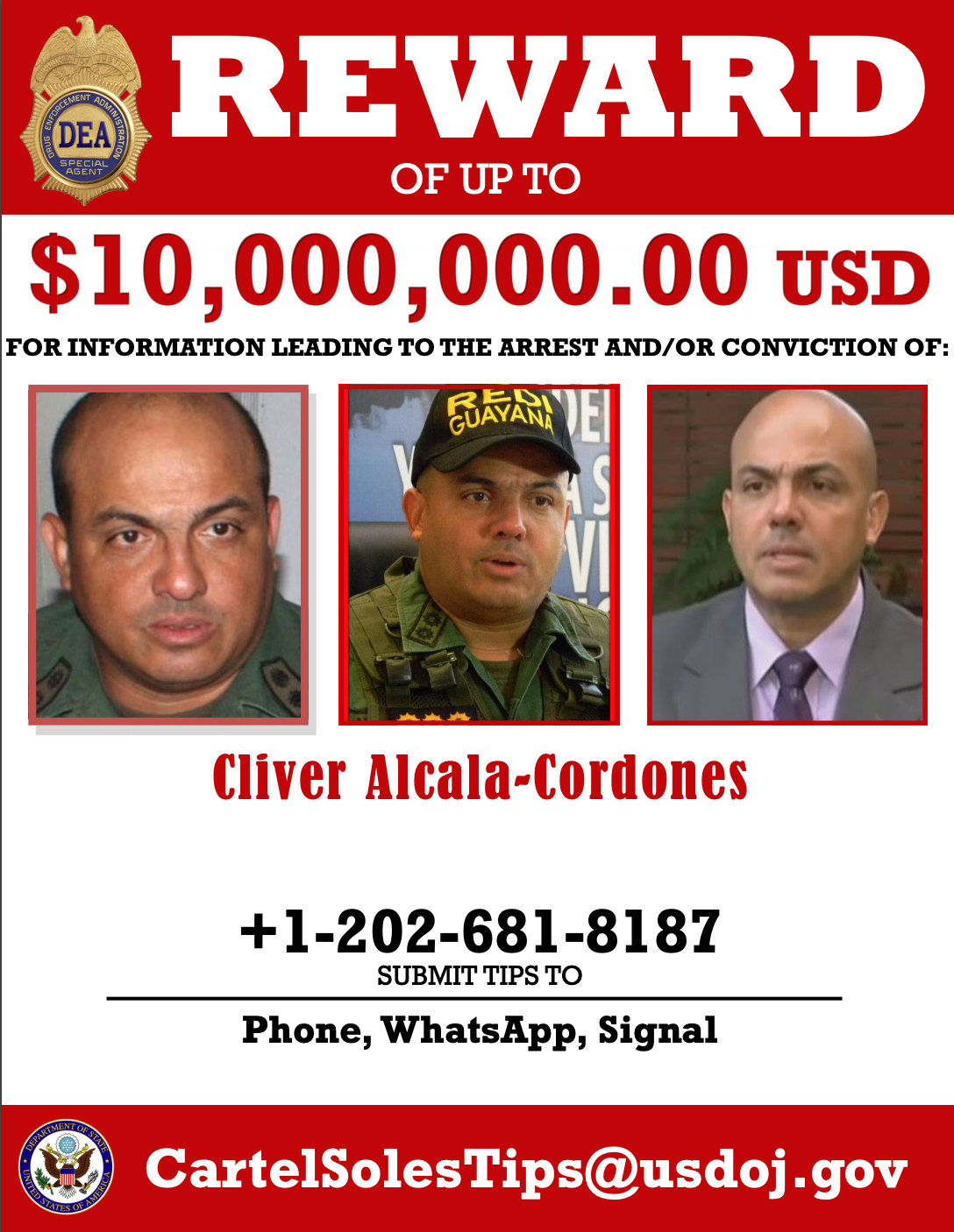 President of Venezuela indicted for narcoterrorism in the U.S, Venezuelans are 'not surprised'