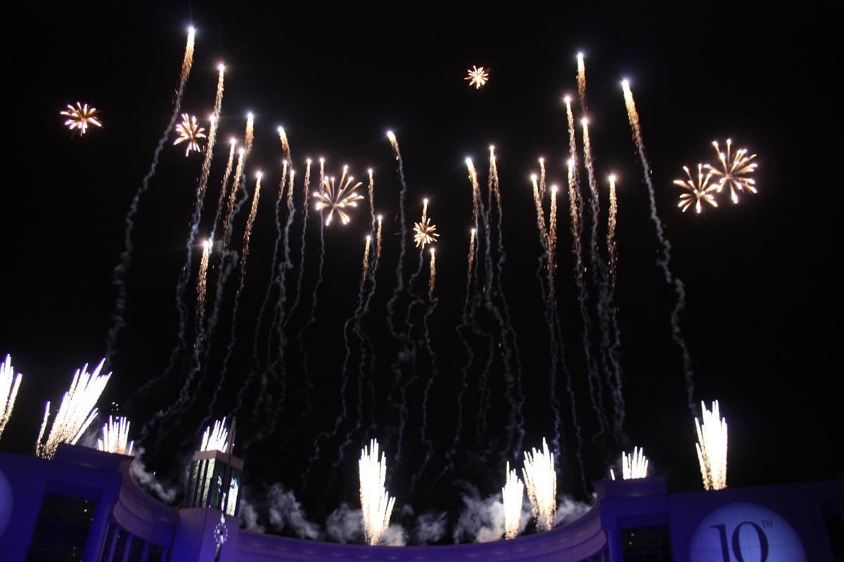 Lake Nona Fireworks