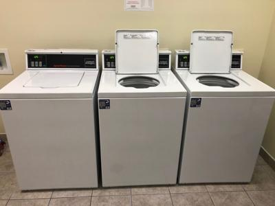 New laundry machines come with challenges on campus