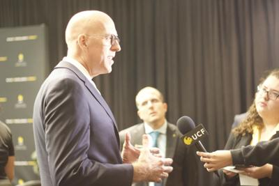 UCF Chief of Staff announces his resignation