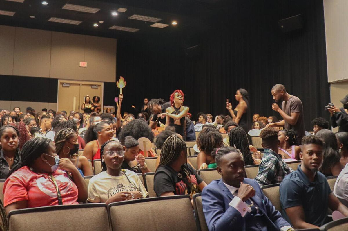 (this one) Island Fever: a date auction event, makes history for the Caribbean Student Association 1