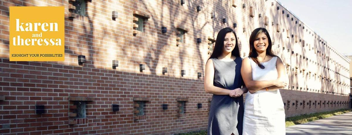 DACA recipient Karen Caudillo and Theresa Tong working towards bettering the UCF experience for future generations
