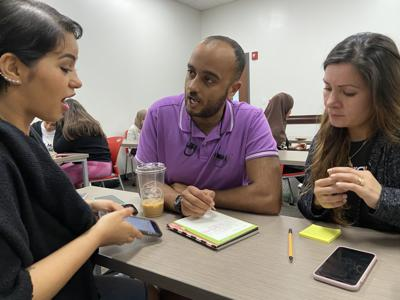 A Program at UCF is Working to Break Language Barriers
