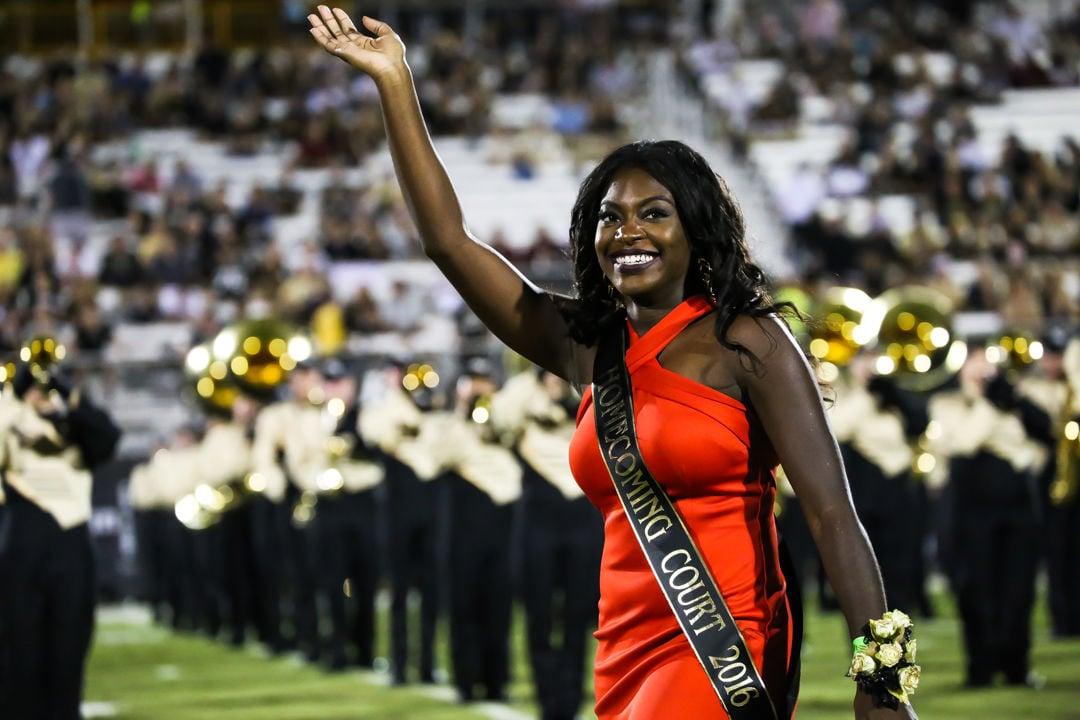 UCF Homecoming Queen