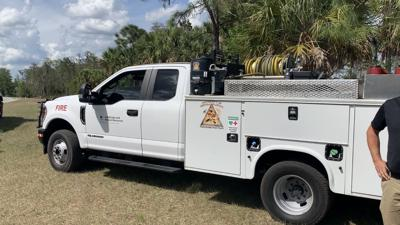 UCF's Arboretum educates students on natural land safety for Safe Knight Week