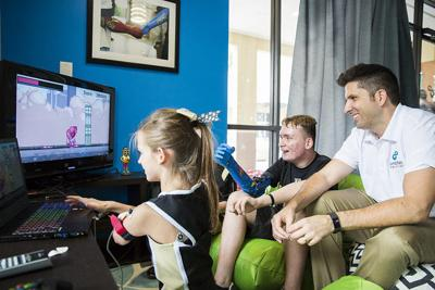 Limbitless Solutions releasing mobile game playable for people with physical disabilities MA