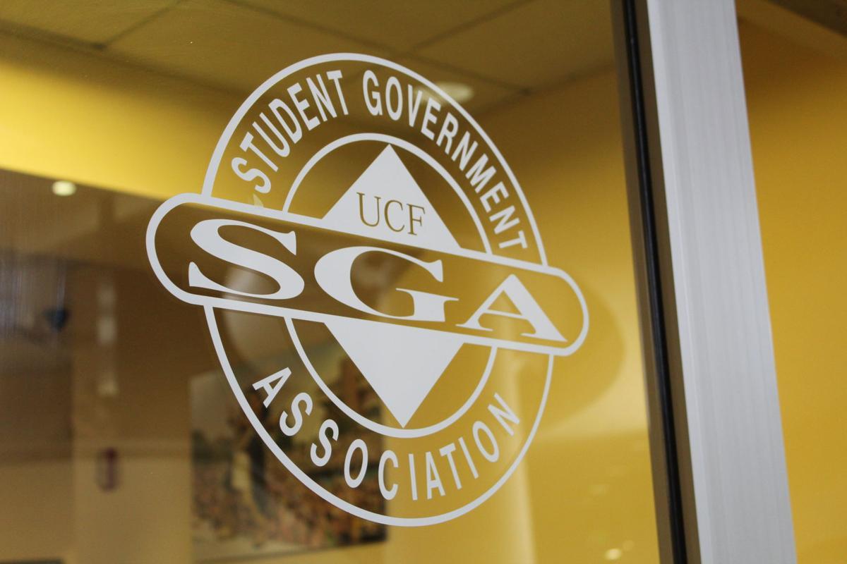 Stock Photo - SGA Logo 2018