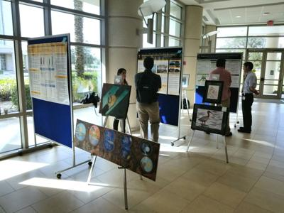 UCF College of Medicine's Global Health Conference merges art with medicine