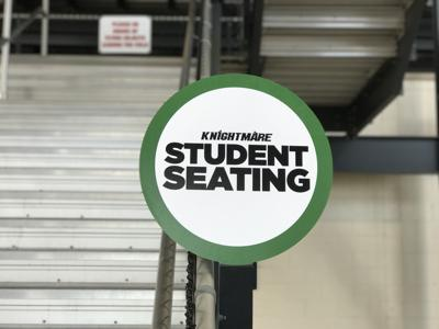 SGA, Athletic Association introduce new student section at Spectrum Stadium