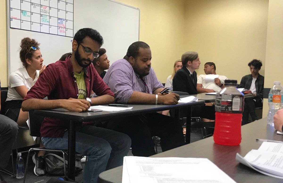 UCF SGA Chandra Kethi-Reddy disqualified from Senate elections