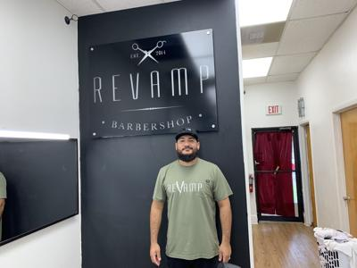 Revamp owner reflects on the impact of the pandemic on his barber shops