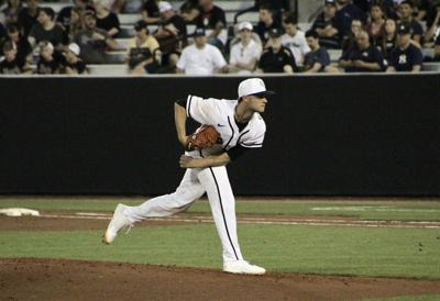 UCF loses their first game in a pitching battle against No. 22 Auburn CJ