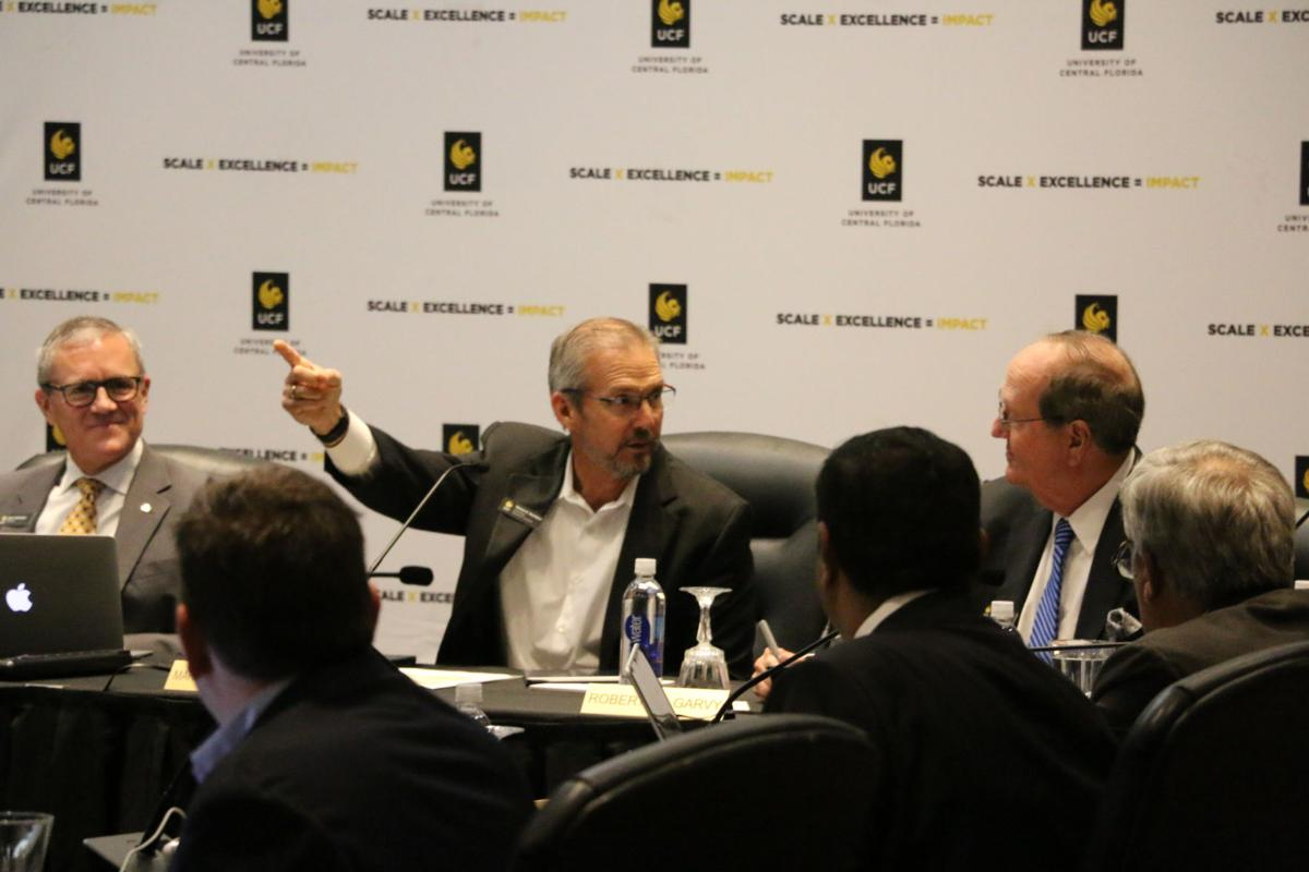 Board of Trustees meeting 11/15 - Whittaker, Marchena pointing