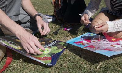 Pakistani Student Association Hosts Basant Kite Flying Festival