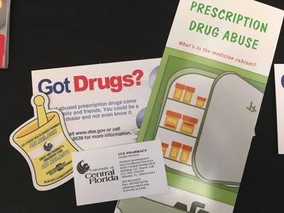 Drug Take Back pamphlets