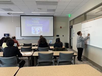 UCF's free language classes seek for credit status through governmental support