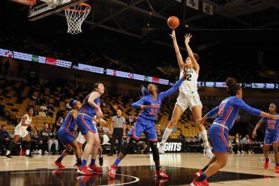 xxxxUCF Women's Basketball vs Southern Methodist University