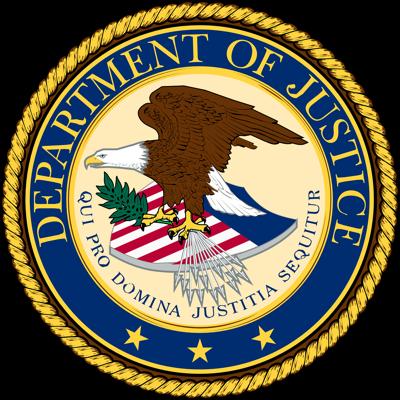 DOJ Logo for Mueller Story