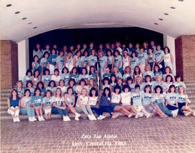 UCF Greek Life: Fellowship Lasting Over Thirty Years
