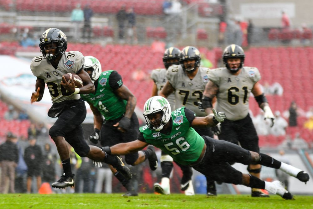 UCF vs. Marshall