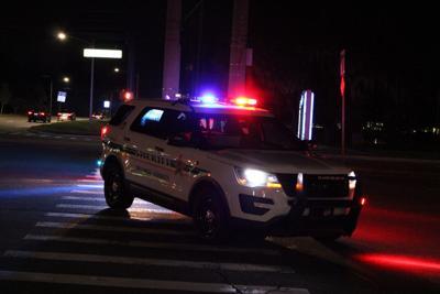 Police at University