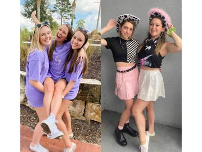 Two students at UCF say being involved in sororities impacts their mental health and well-being