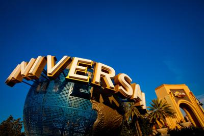 Universal Orlando Resort - Globe