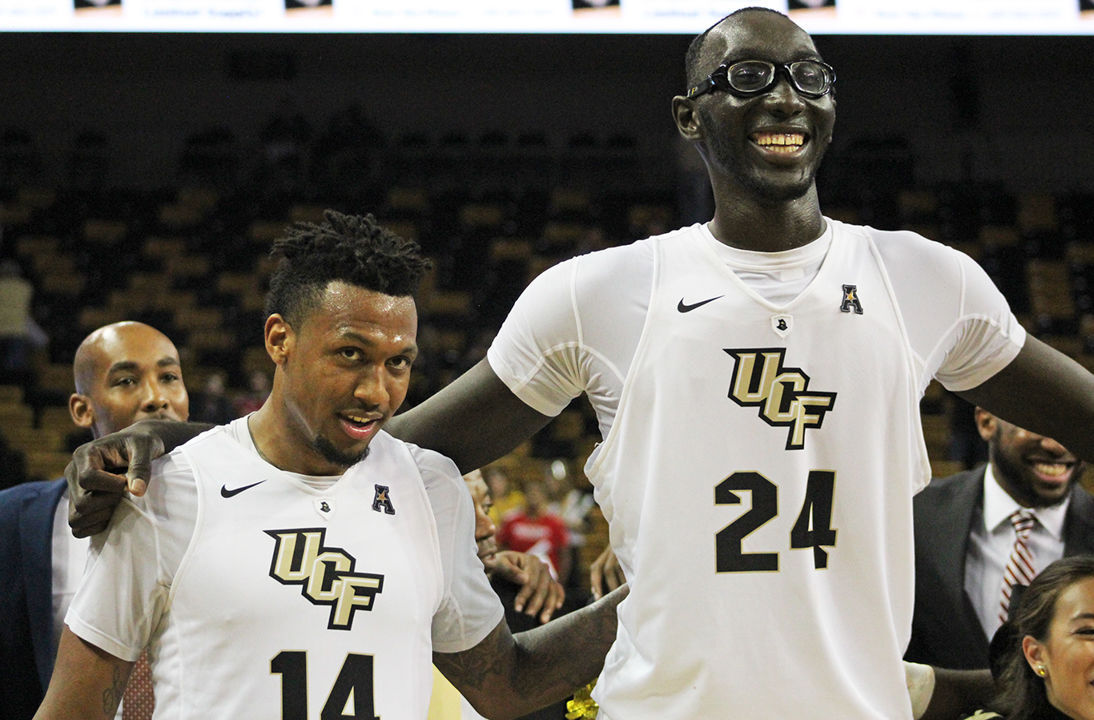UCF basketball standout Tacko Fall remains undecided of looming NBA Draft decision | Sports ...