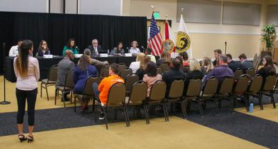 UCF Presidential Search Open Forum (THIS)