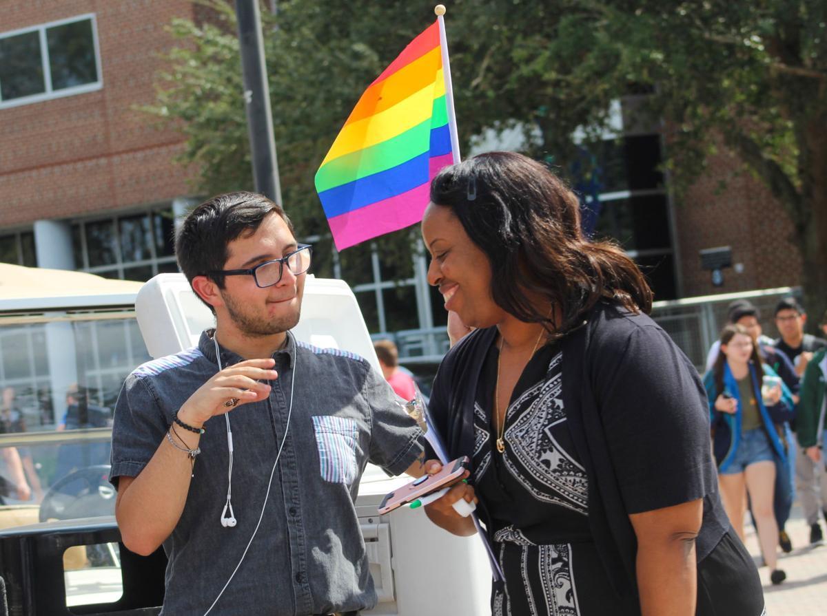PHOTOS: LGBTGQ+ Spirit Day 11