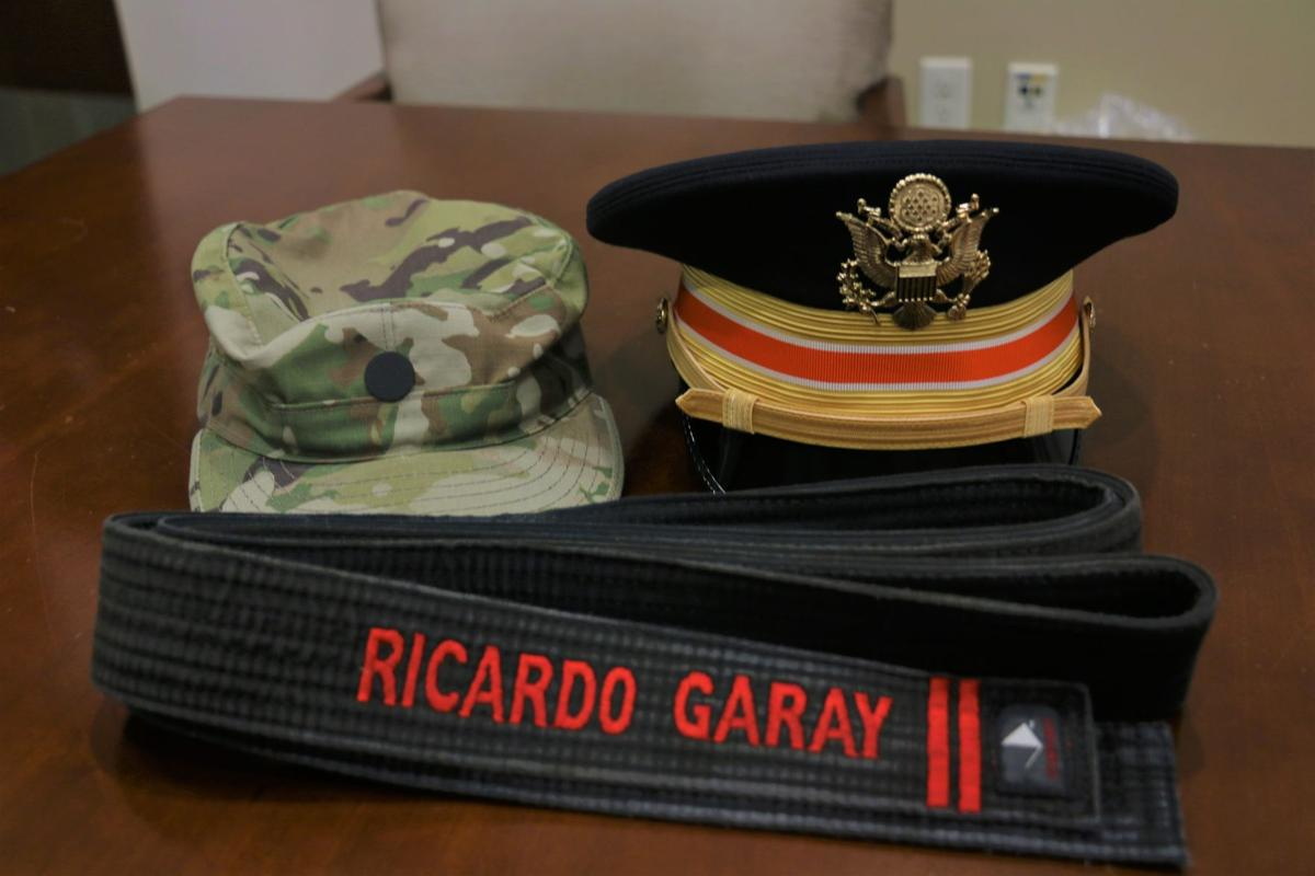 Transition: UCF ROTC to National Guard (USE middle)
