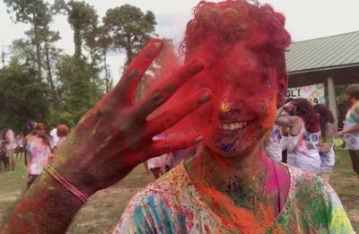 Holi festival of color 2019 and the concern for color powder MA