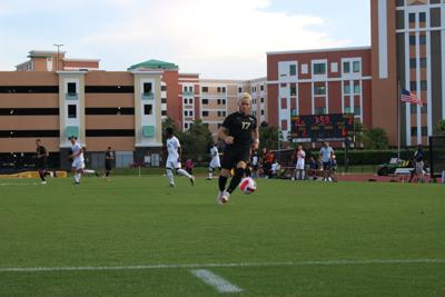 No.13 UCF soccer is defeated against FIU Panthers in first game of the season