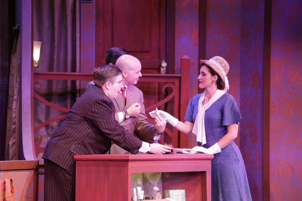 """Theatre UCF: """"She Loves Me"""""""